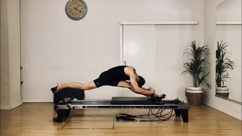flexibilidad-pilates-máquinas
